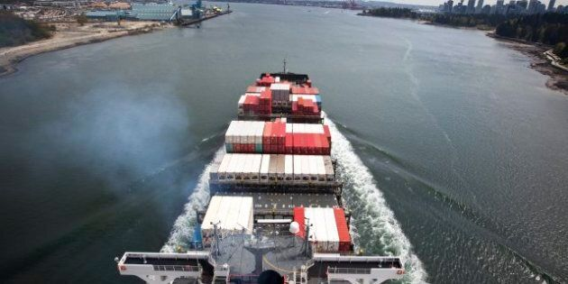 Canadian Non-Energy Exports Fizzle: Dutch Disease, U.S. Weakness, Chinese Slowdown To