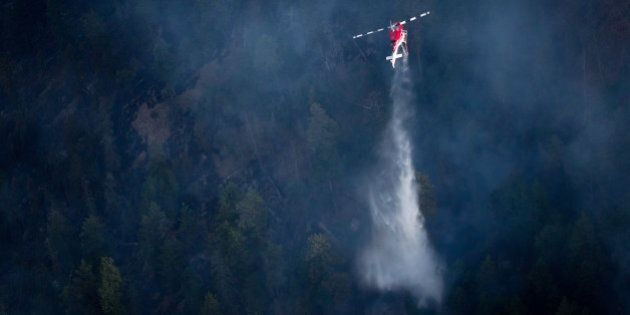 Thompson Nicola Evacuation Order Lifted As BC Wildfire Spares