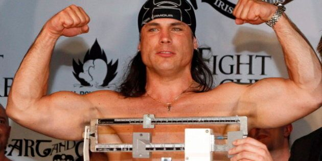 Patrick Brazeau Twitter Account Is Back In