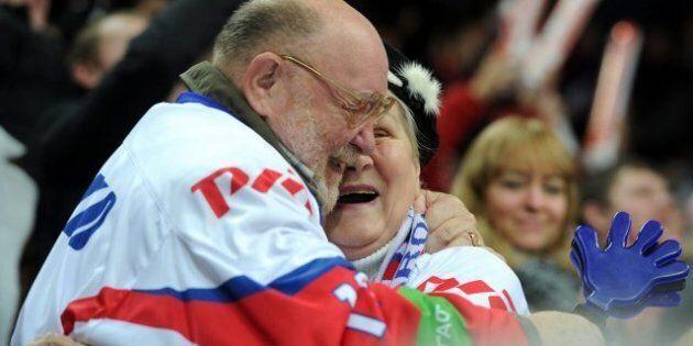 Yaroslavl Russia Plane Crash Anniversary: Memorial Service For Hockey Team Held At City