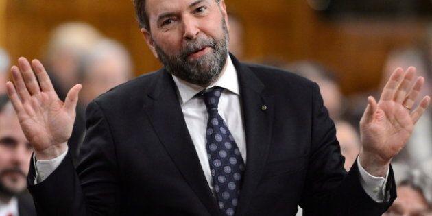 NDP Motion To Abolish Senate