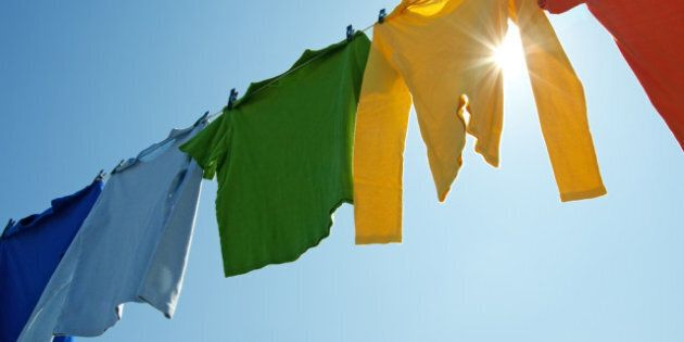 Ditch The Dryer: Tips For Air-Drying Clean