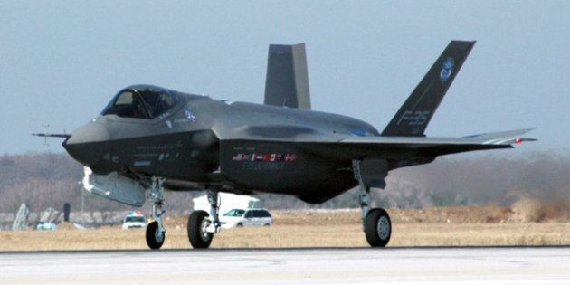 Audit Firm KPMG Chosen To Review F-35