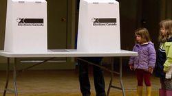 B.C. Lags On Voter