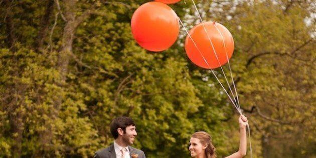 Real Wedding: Elegant DIY Barn Wedding In