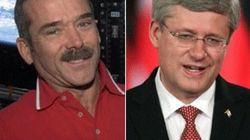 LOOK: Harper's Hadfield Tweet