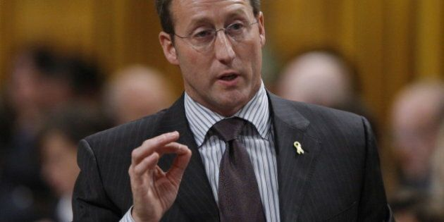 Peter MacKay: Canadian Training Mission In Kabul To Cost $522