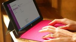 Test Drive: Microsoft Surface Tablet For A
