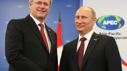 Harper Meets With