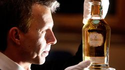 Rare Bottle Of Scotch Sells For Unbelievable
