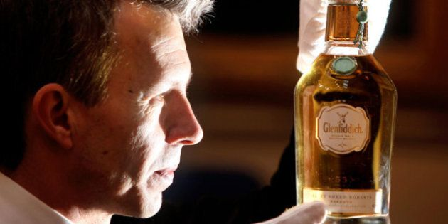 Glenfiddich Scotch: 55-Year-Old Bottle Sells For Canadian Record