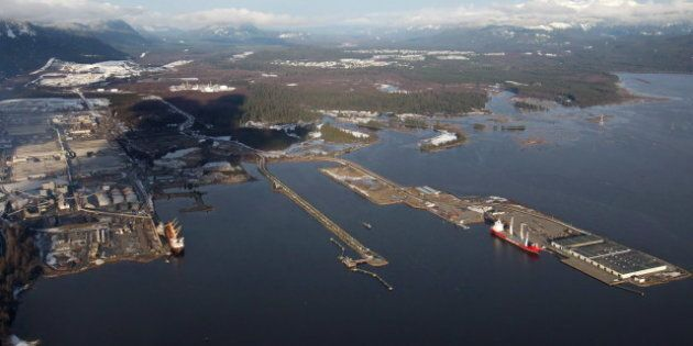 Enbridge Northern Gateway Pipeline: Environmental Groups Inquire About Potential For Chinese