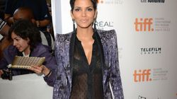 Halle Berry Goes Sheer, Wild And Ageless At