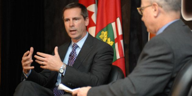 Ontario Liberal Leadership Convention Date Set For January 25,