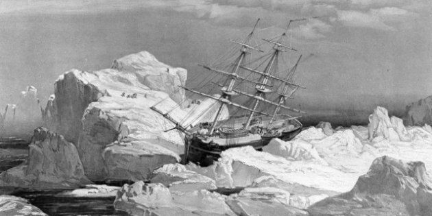 Parks Canada Expedition For Wreckage Of Sir John Franklin's Ships Reveals Artifacts, Human