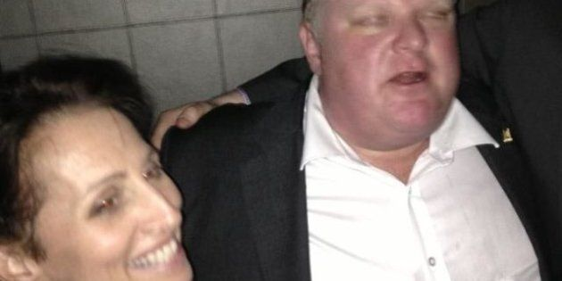 Sarah Thomson: Rob Ford Hit On Me, 'Grabbed My