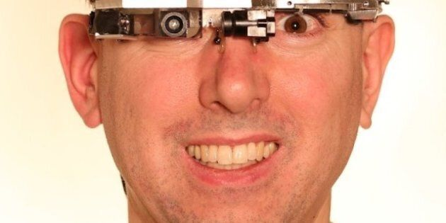 McDonald's Staff Took Offence To Digital Glasses, Toronto Cyborg