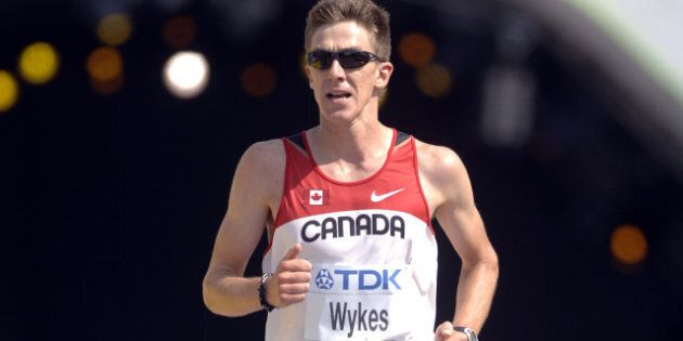 Dylan Wykes Olympics: Vegetarian Athlete And How He Fuels For London