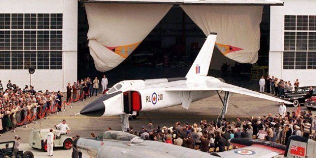 Avro Arrow: Tories Were Pitched Plan To Resurrect Famous Aircraft Instead Of Buying