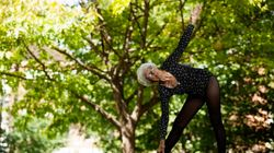 LOOK: Meet The World's Oldest Yoga