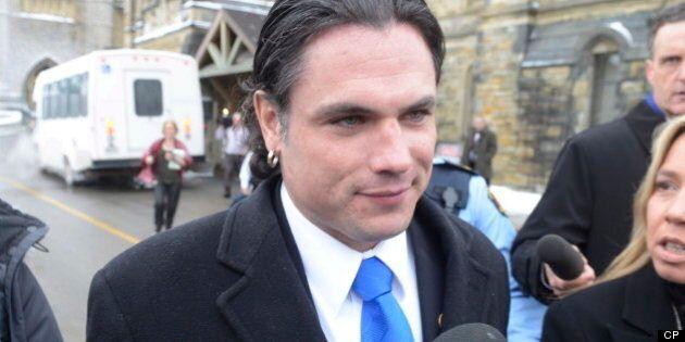 Patrick Brazeau Fights Order To Repay Dodgy Senate Housing