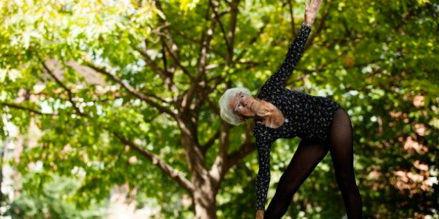 Ida Herbert Guinness World Record: 96-Year-Old Holds Record For Oldest Yoga