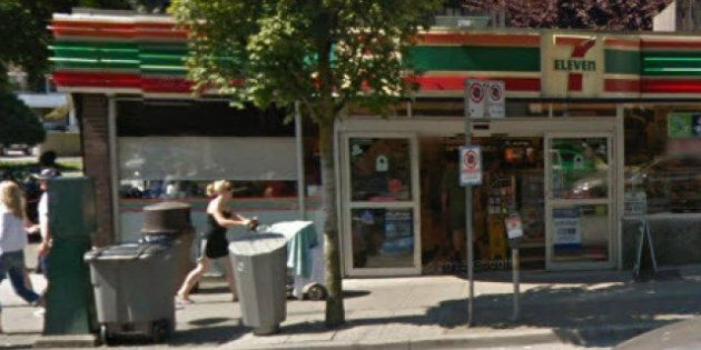 7-11 Stabbing In Downtown Vancouver Injures