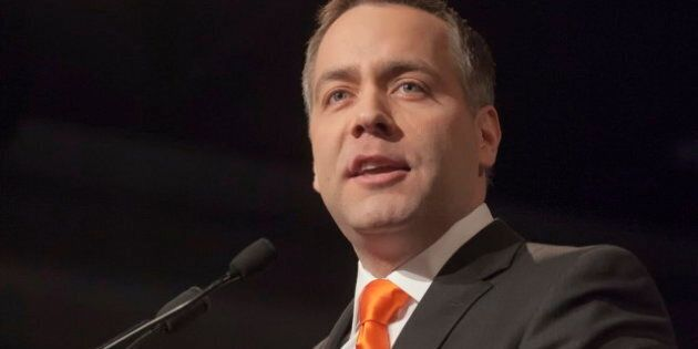 Cam Broten, The New Leader Of The Saskatchewan NDP, Calls For United
