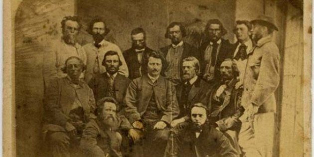 Louis Riel Photos Show Up At Australian