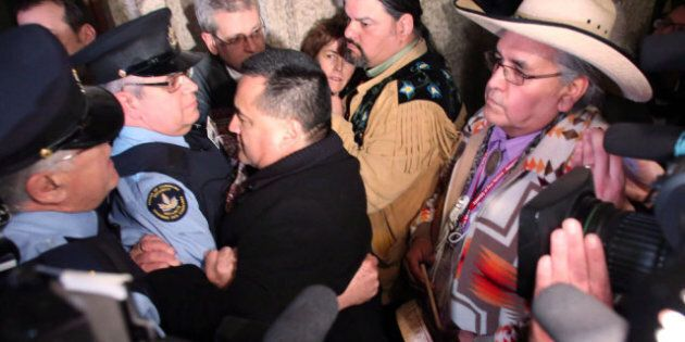 Idle No More: First Nations Activist Movement In Canada Revs Up For Week Of