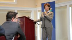Christy Clark's Impotence Joke About Ex Falls