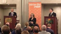 Heavyweight NDP Nomination