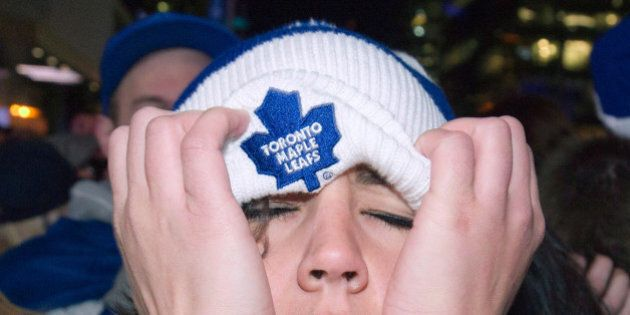 BC NDP Loss Compared To Toronto Maple Leafs
