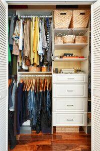 Closet Organizing Ideas for Small