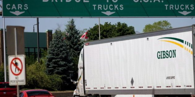 Windsor Detroit Bridge: Ambassador Bridge Company Hits Out At 'Bridge To Strengthen Trade