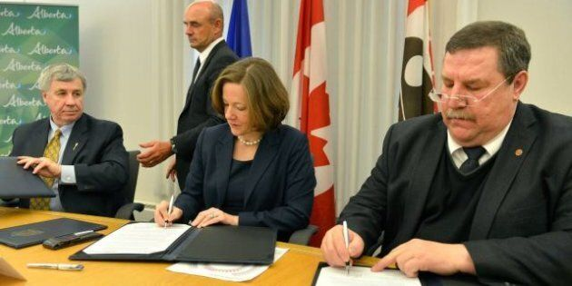 Alberta, Metis Reach $85 Million Agreement For