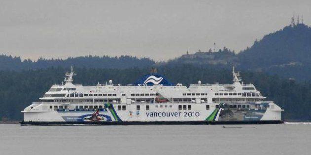 Duke Point Ferry Crash Blamed On BC Ferries Crew: