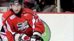 Canadian Hockey Player Accused Of Drunkenly Breaking Into