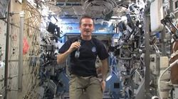 WATCH: Chris Hadfield Talks To