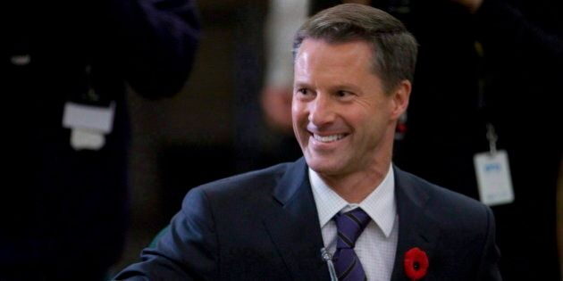 Meet Nigel Wright, The Man Who Gave Mike Duffy