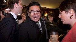 NDP MP Too Drunk To