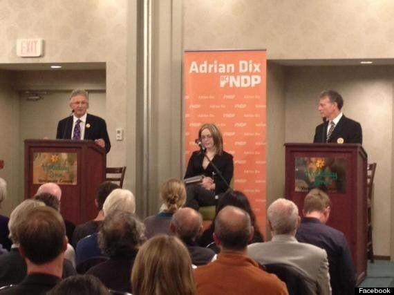 Who Else Is 'Secretly Glad' Geoff Meggs Lost B.C. NDP