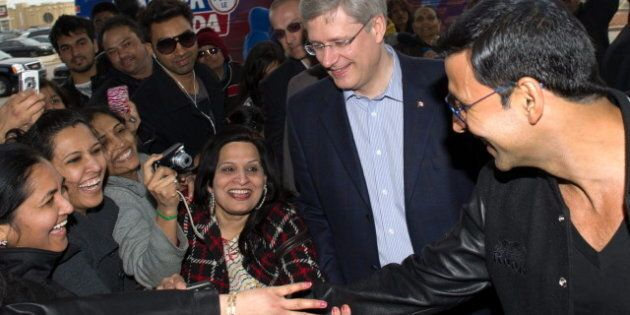 Ethnic Riding Targeting Key To Conservatives' 2011