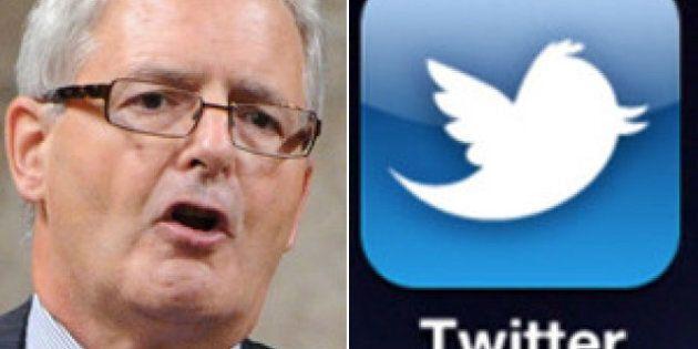 Marc Garneau Drops Out Of Liberal Race, Twitter