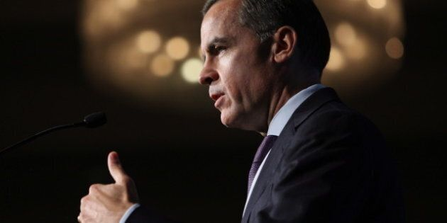 Bank Of Canada Rate Decision October 2012: Carney Keeps Interest Rate Steady At