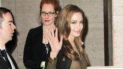 Angelina Jolie Channels Evil Disney