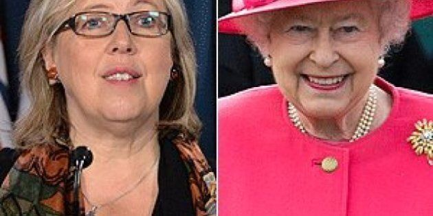 Queen Elizabeth Rejects Elizabeth May's Call For Royal Inquiry Into Robocalls
