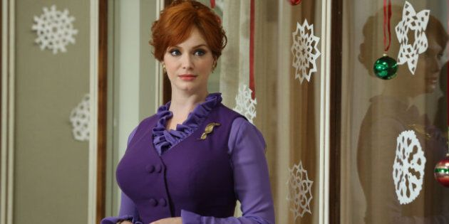 Joan Harris Style: 'Mad Men' Returns For Season 6