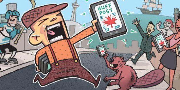 HuffPost Canada Rocks COPA