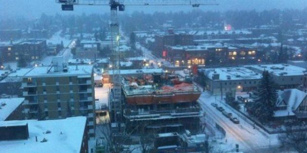 Calgary Snowfall In October: Southern Alberta Wakes Up To Sizable Dump Of Snow (PHOTOS,
